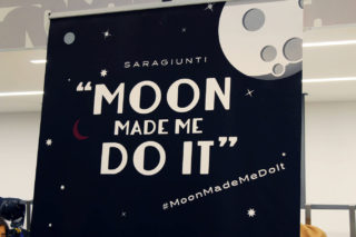 Moon made me do it